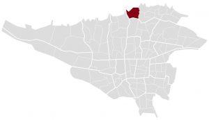 موقعیت آپارتمان مبله در شمال تهران