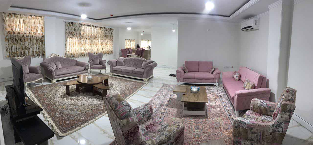 اجاره آپارتمان مبله در شریعتی تهران سه خواب