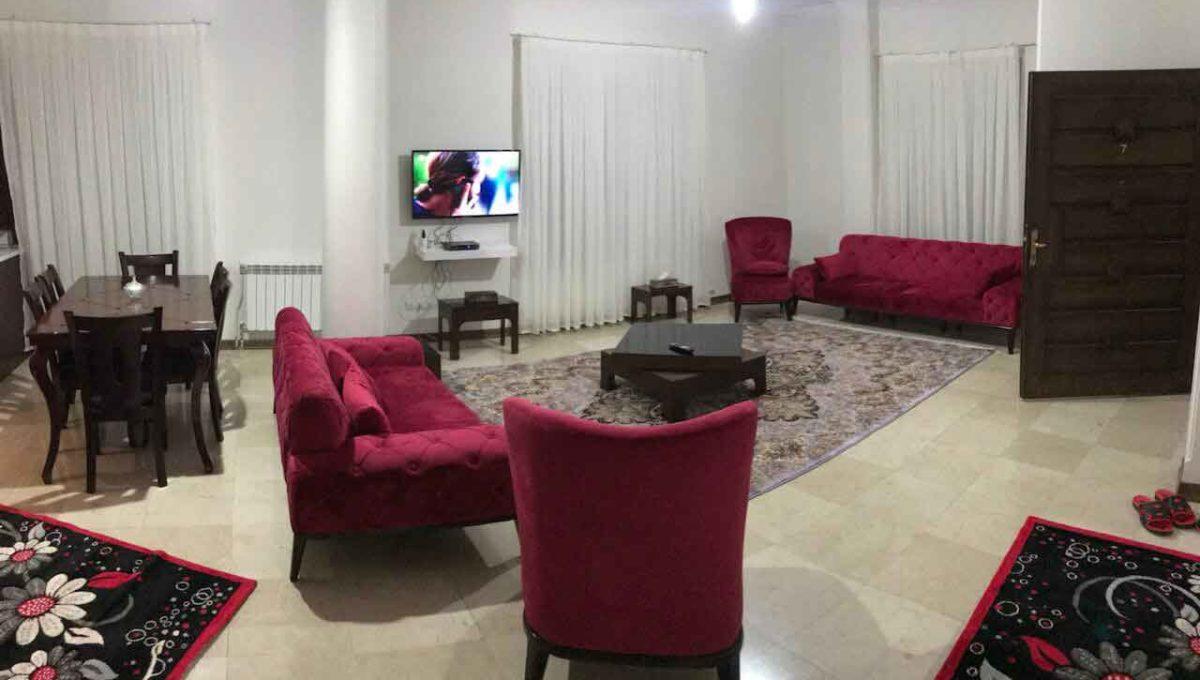 اجاره روزانه آپارتمان لوکس در تهران ولنجک