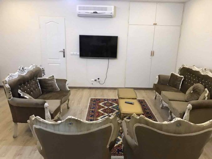 اجاره آپارتمان مبله تهران رودکی