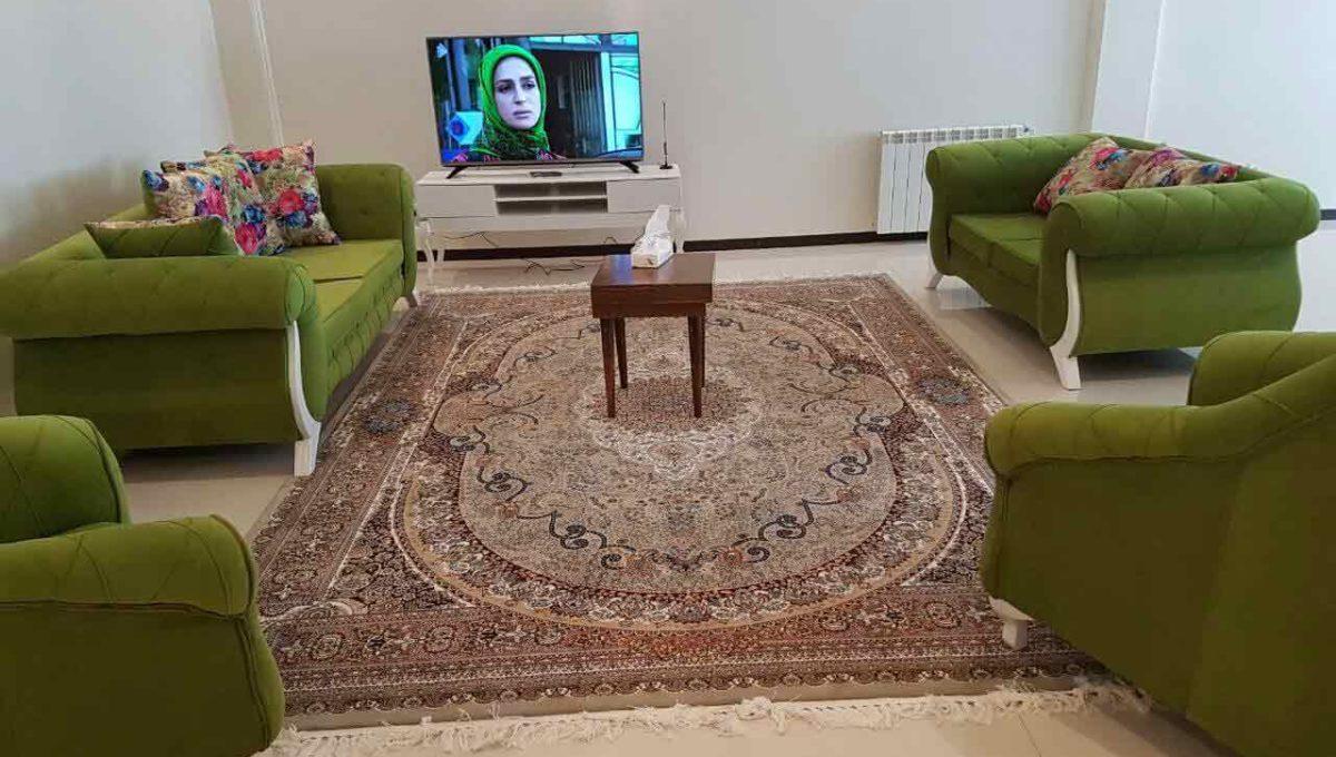 کرایه روزانه منزل مبله تهران طالقانی