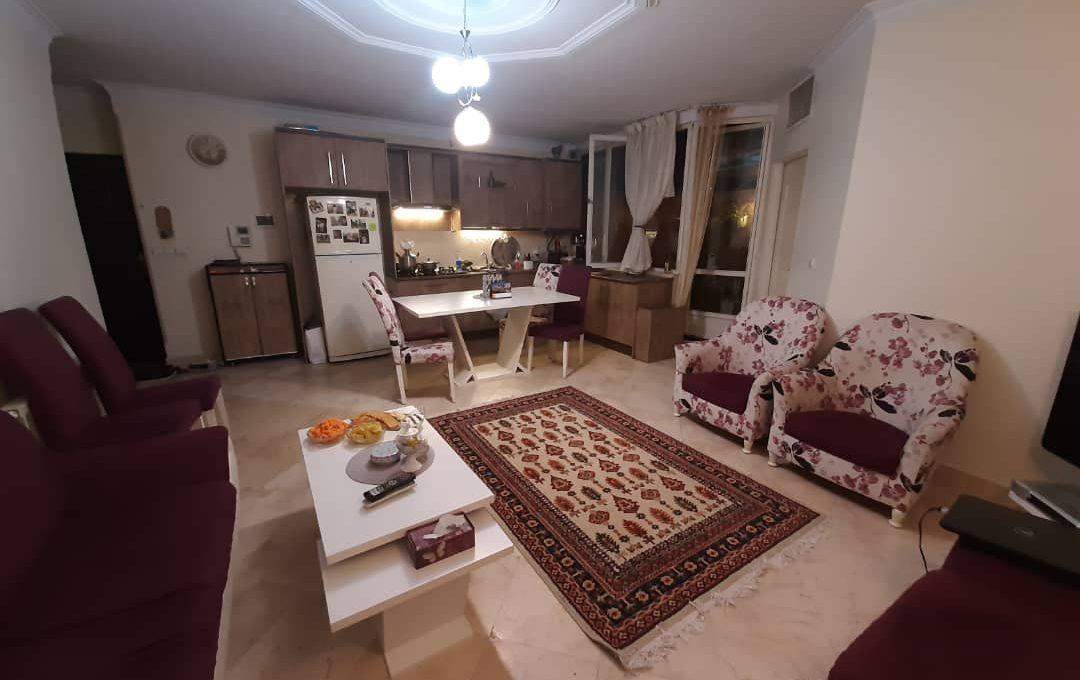 آپارتمان مبله شرق تهران مجیدیه شمالی بلوار بیژن