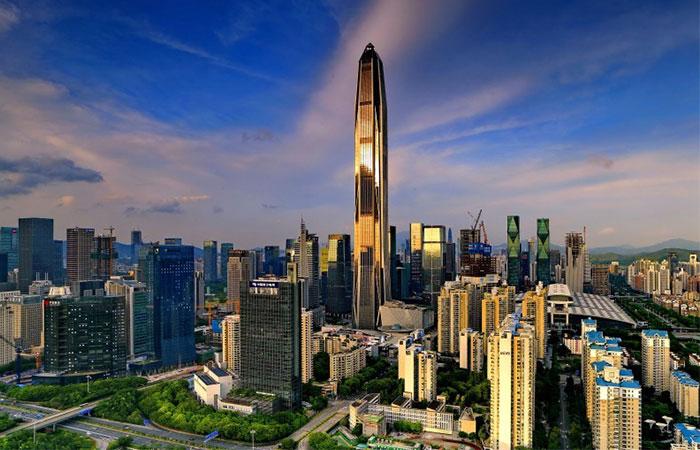 مرکز تجارت جهانی پینگ آن