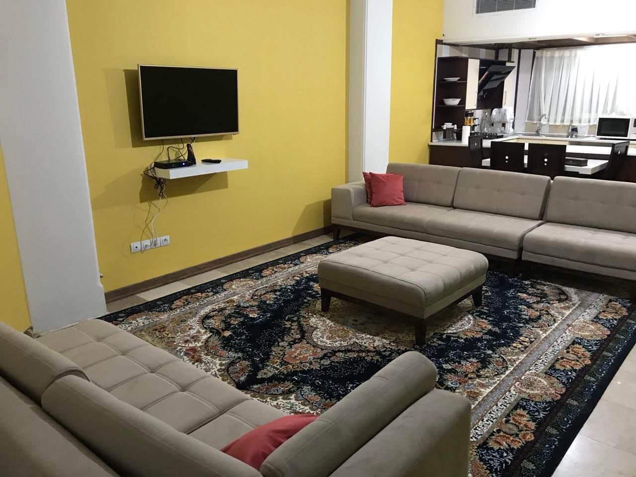 اجاره آپارتمان مبله نزدیک نمایشگاه بین المللی تهران