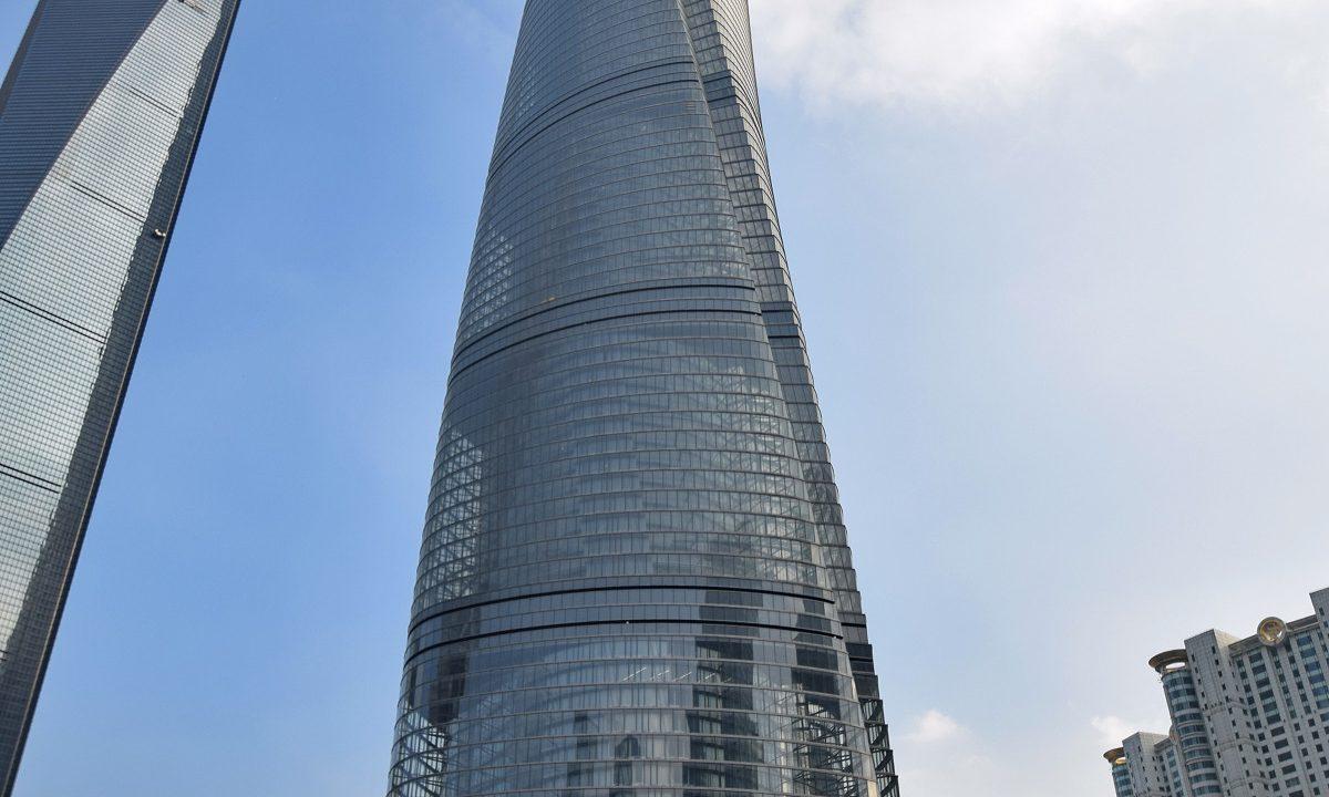 برج شانگهای (Shanghai Tower)