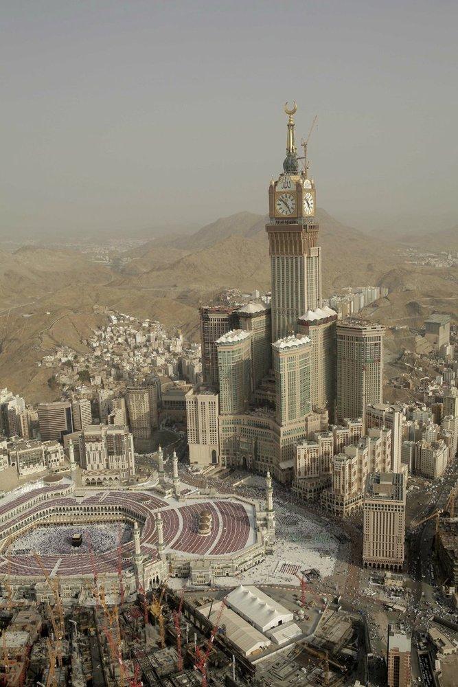 ابراجالبیت یا برج سلطنتی ساعت مکه