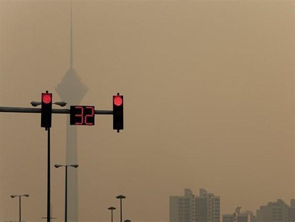 علت ، دلایل و عامل آلودگی هوای تهران