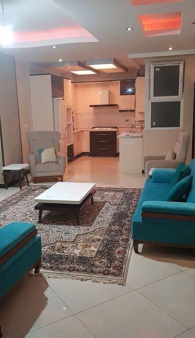 اجاره روزانه آپارتمان تهران باغ فیض